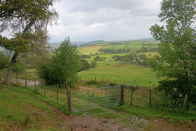 Gate, Access to Little Mell Fell