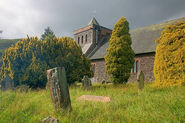 Watermillock Churchyard