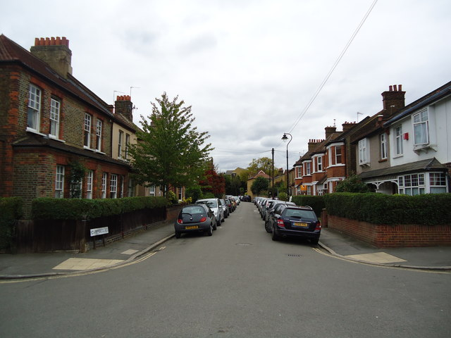 Campbell Road, Hanwell