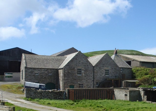 Quendale Watermill