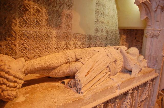 Tomb of Gervase Alard 1303
