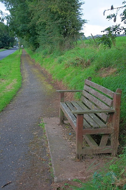 Seat, Newbiggin Lane