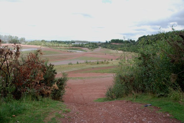 Old Gravel Pit off Moseley Road