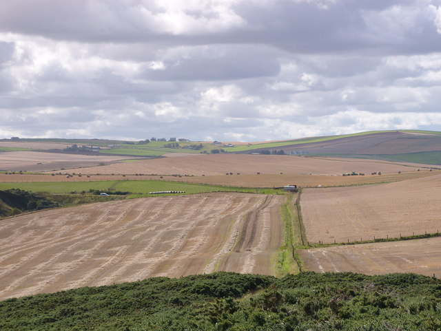 Looking South from Pole Hill