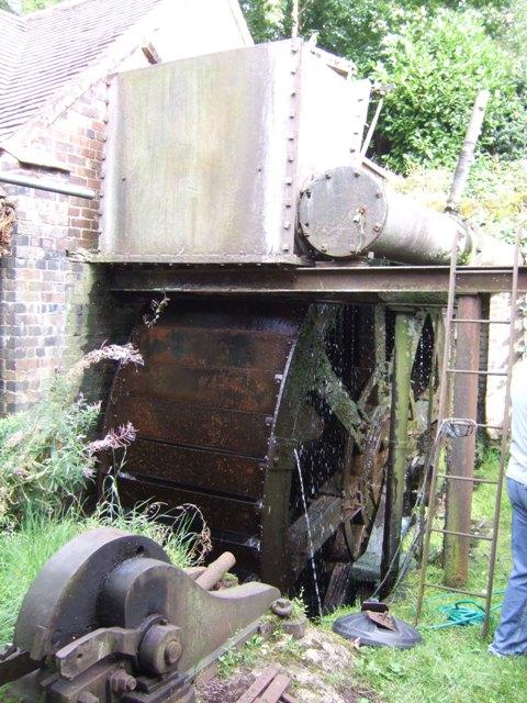Churchill Forge - Churchill - Waterwheel