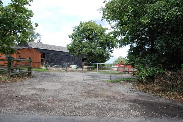 The Yells Farm, Hilton Lane, Featherstone