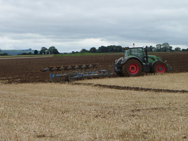 Ploughing, Fifield Bavant