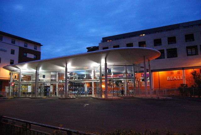 Horsham Bus Station