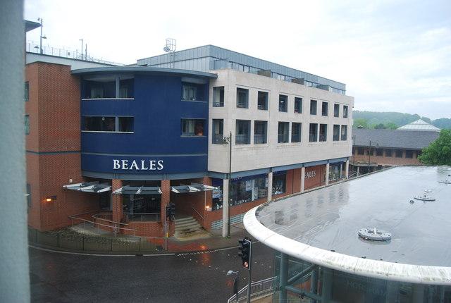 Beales, Horsham