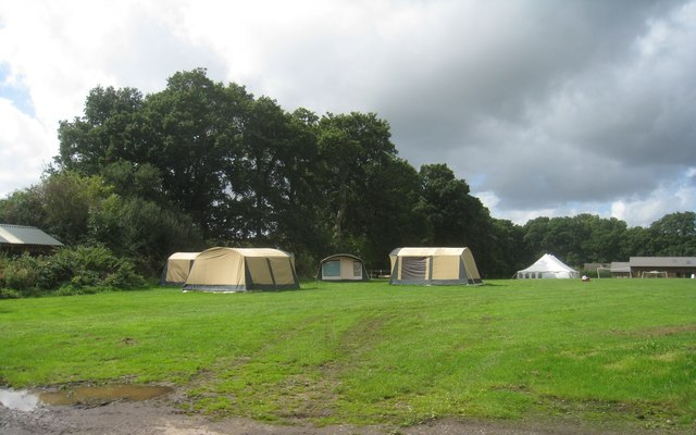 Camping - Marwell Activity Centre