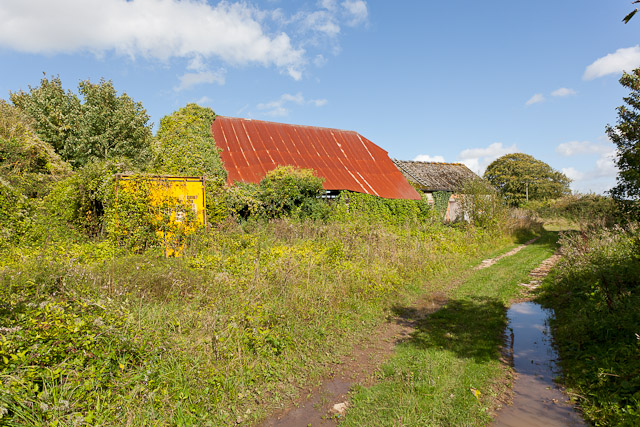Hydes Barn, Fawley Lane