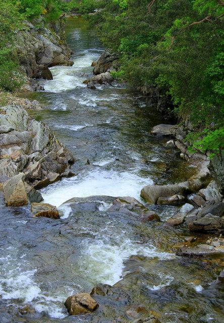 Clunie Waters Braemar