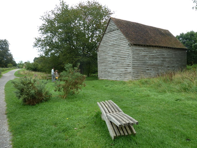 COAM 12: seat by Northolt Barn