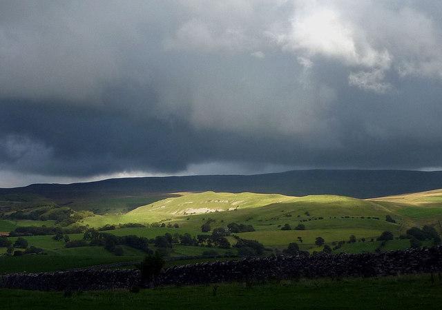Birkett Hill in the spotlight