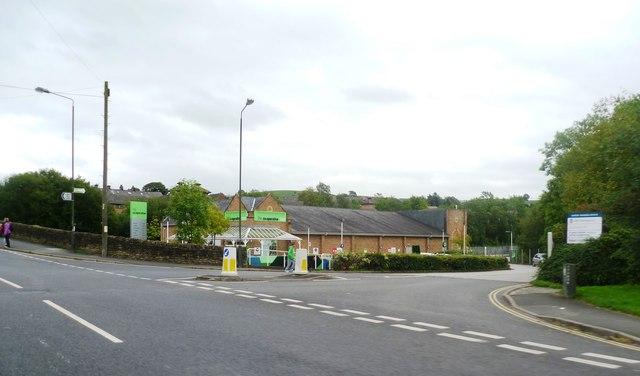 Co-operative Supermarket - New Mills