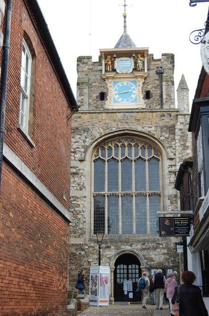 Church Tower, St Mary the Virgin, Rye