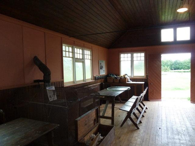 COAM 58: view inside the schoolroom (b)