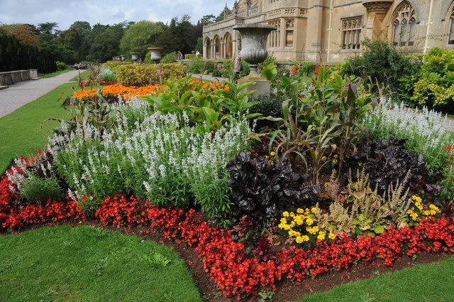 Gardens at Tyntesfield