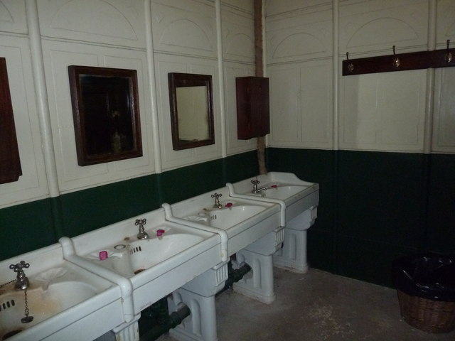 COAM 59:  inside the old Caversham urinal (A)