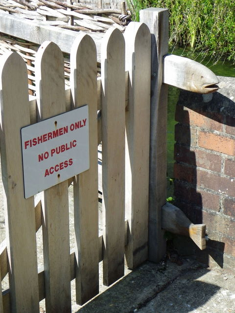 Gate, Wherwell