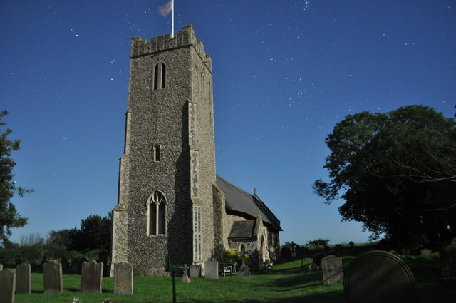 Church of St Lawrence - South Cove