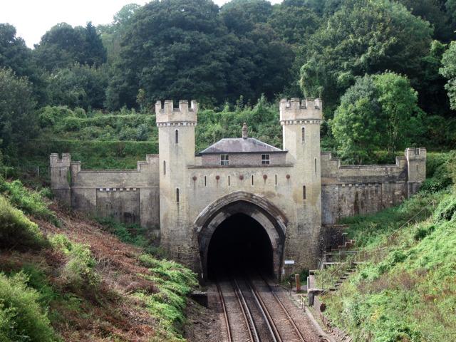 Clayton Tunnel North Portal