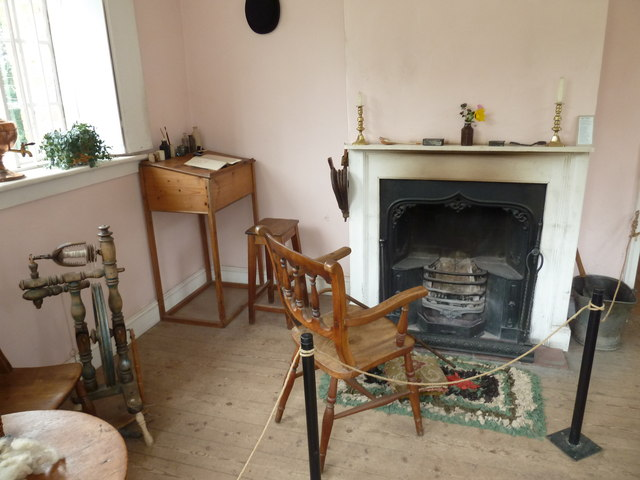 COAM 77: inside the toll keepers cottage (one)
