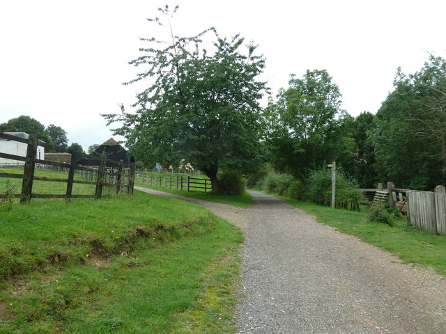 COAM 79: path from the toll house to the farm