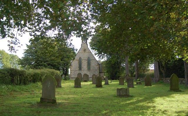 St John's Church, Newton on Rawcliffe