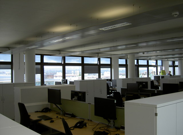Office space, Horizon House