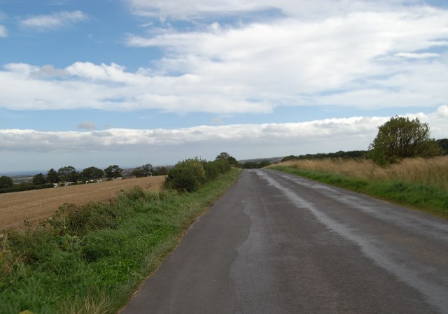 Road to Whitby, B1416