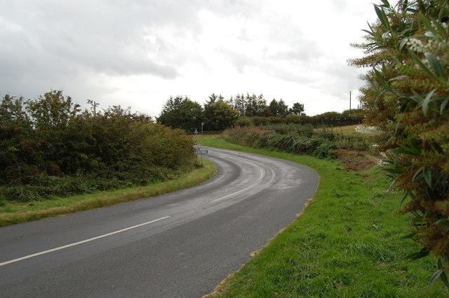 Lane near the Flask Inn