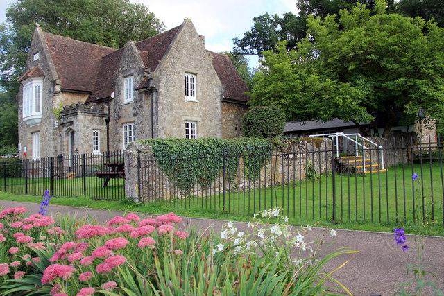 Lock House, Allington Lock, Kent