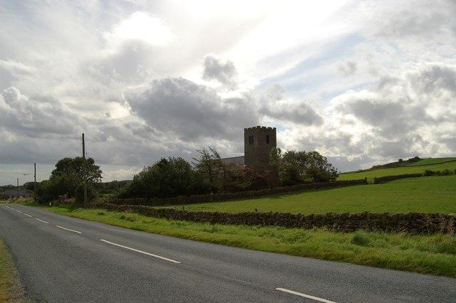 Staintondale, St John the Baptist Church
