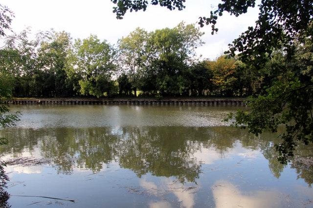 River Medway, Allington Lock, Kent