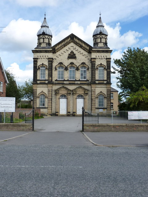 St John's Burlington Methodist Church, Bridlington