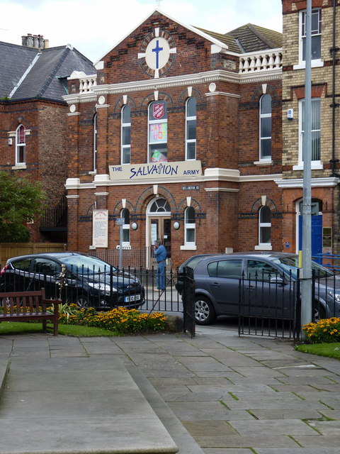 Salvation Army premises, Bridlington