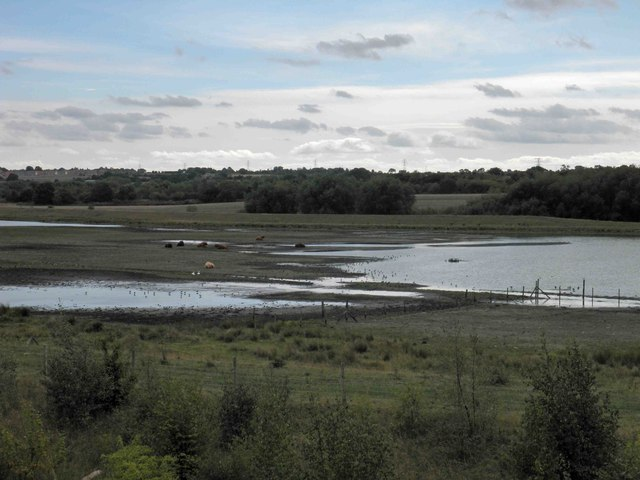 Rain is still needed at RSPB Edderthorpe Flash