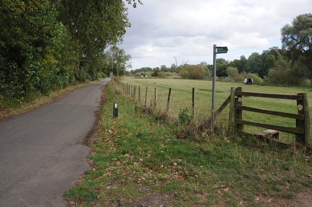 Road to Lower Lode