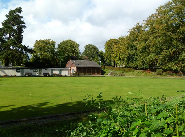 Salisbury, bowling green