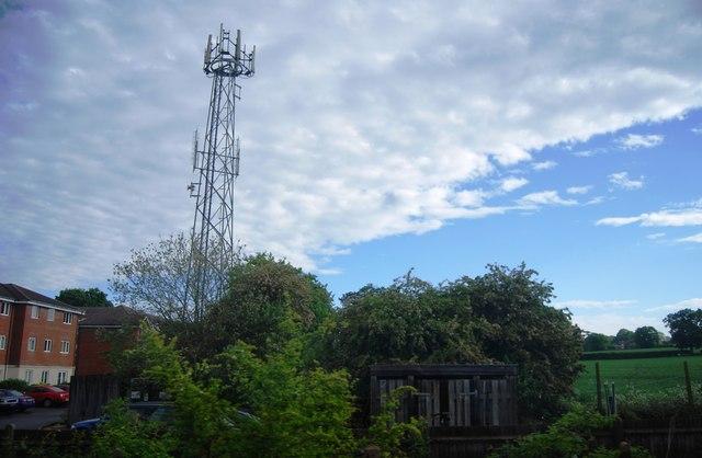 Telecommunication Mast , Billingshurst