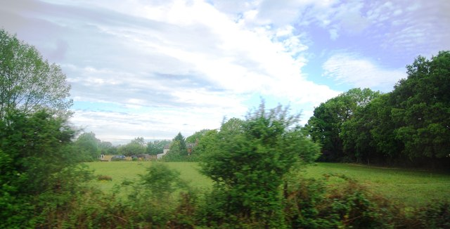 Farmland on the edge of Billingshurst