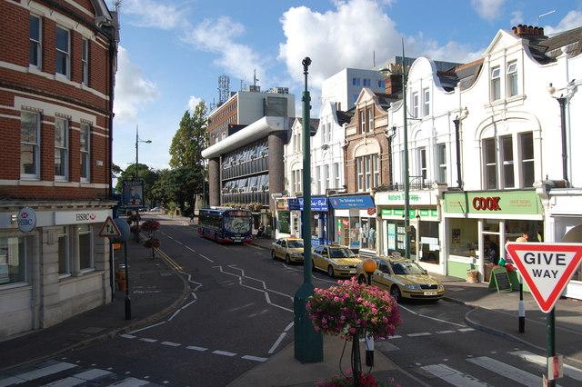 Seamoor Road