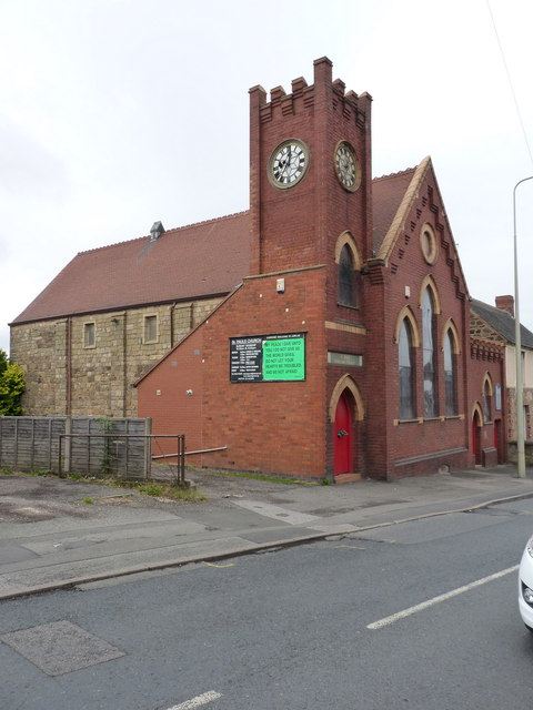 St Paul's Protestant Church, Lower Gornal