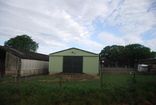 Barn, Gess Gates Farm