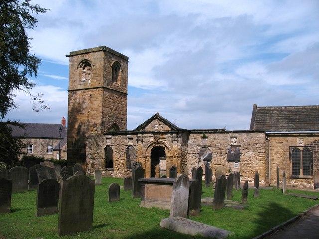 Wentworth old church