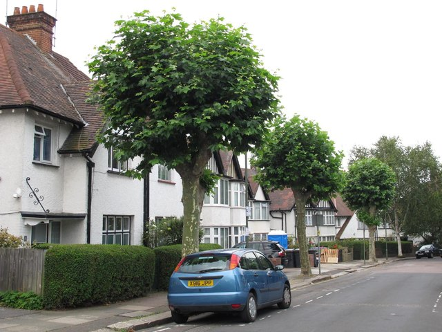 Wentworth Road, NW11