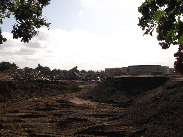 New College, Old School, Crown Woods