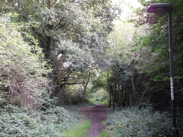 Gravel Pit Lane to Bexley Road
