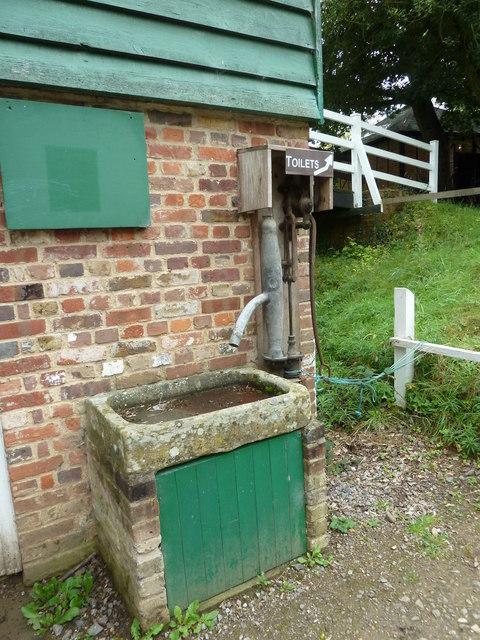 COAM 89: ancient sink